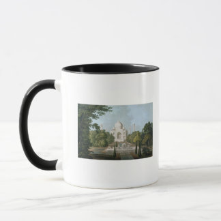 Mug Le Taj Mahal, Âgrâ, du jardin