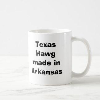 Mug Le Texas Hawg fabriqué en Arkansas