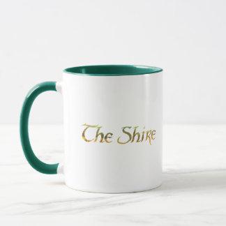 Mug Le texturisé nommé de SHIRE™