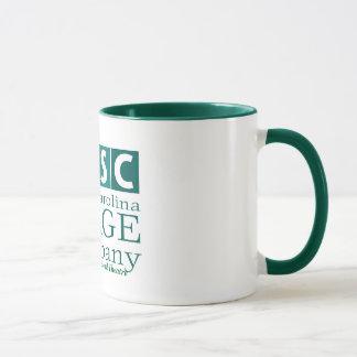 Mug Le théâtre professionnel d'Asheville de logo de