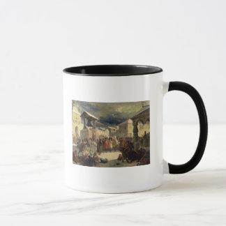 Mug Le Veche dans la République de Novgorod, 1861