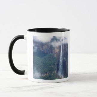 Mug Le Venezuela, les chutes de Salto Angel, parc