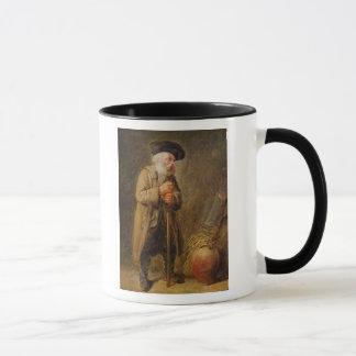 Mug Le vieux mendiant