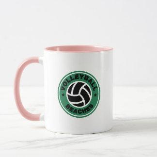 Mug Le volleyball échoue drôle affligé par café drôle