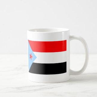Mug Le Yémen du sud Flag (1967)