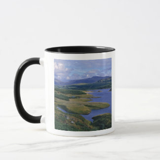 Mug L'Ecosse, montagne, Wester Ross, loch Garry.