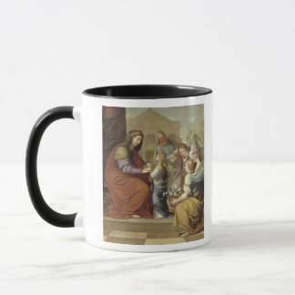 Mug L'éducation de la Vierge, 1658