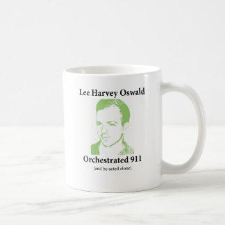 Mug Lee Harvey Oswald a orchestré 911