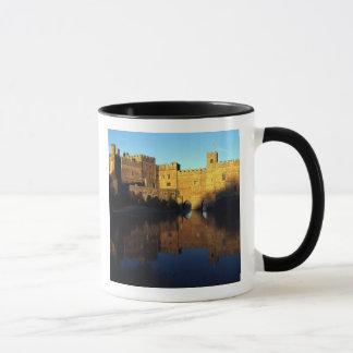 Mug Leeds Castle, 12ème C., bastion normand et