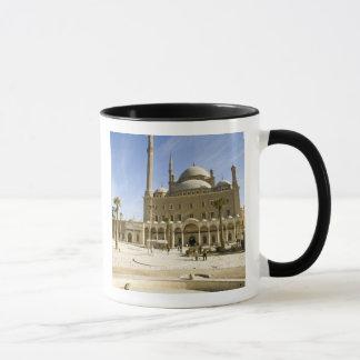 Mug L'Egypte, le Caire. La mosquée imposante de