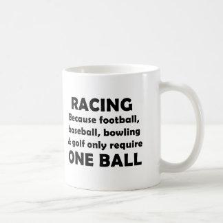 Mug L'emballage exige des boules