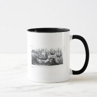 Mug L'embarquement de Henry VIII à Douvres