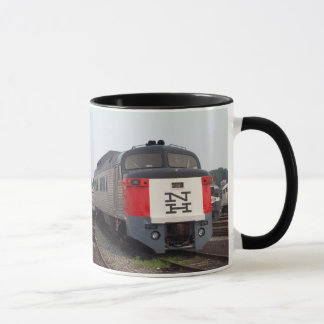 Mug L'ensemble de train de Roger Williams