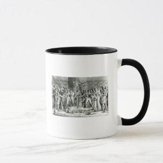 Mug L'enterrement de Jean Paul Marat