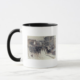 Mug L'entrée dans Belfort du commandant allemand