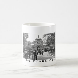 Mug L'entrée de zoo de Bronx