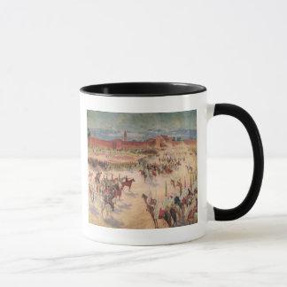 Mug L'entrée du Général Lyautey et du Général Mangin