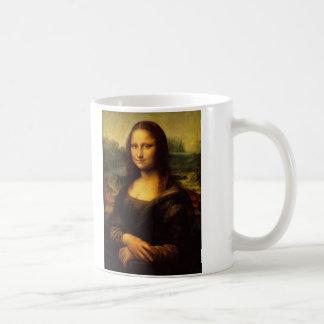 Mug Leonardo da Vinci - Mona Lisa