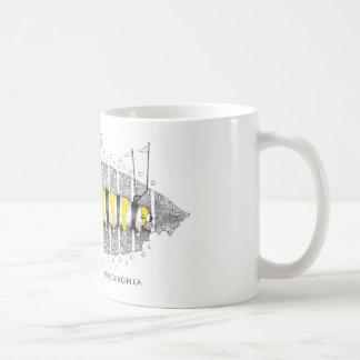 Mug Lépidoptères Pittsburghia-Zazzle