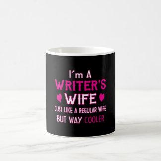 Mug L'épouse de l'auteur