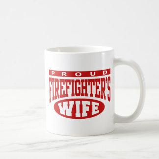 Mug L'épouse du sapeur-pompier