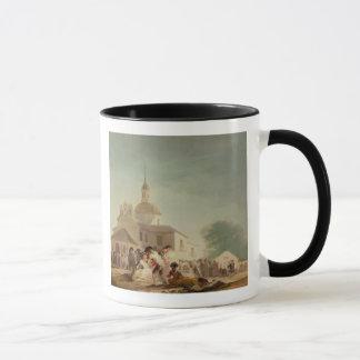 Mug L'ermitage de San Isidro, Madrid, 1788