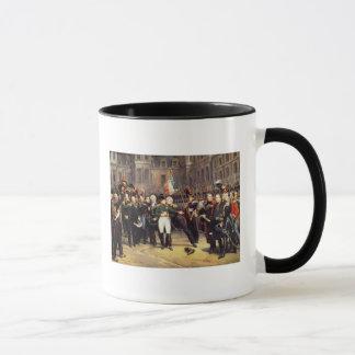 Mug Les Adieux De Fontainebleau, le 20 avril 1814