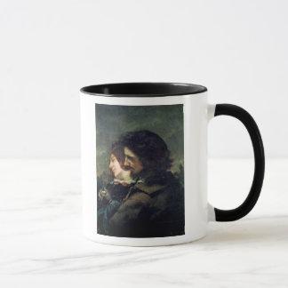 Mug Les amants heureux, 1844