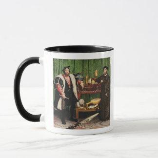 Mug Les ambassadeurs, 1533