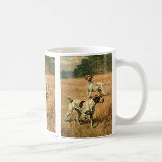 Mug Les animaux vintages, indicateur poursuit la