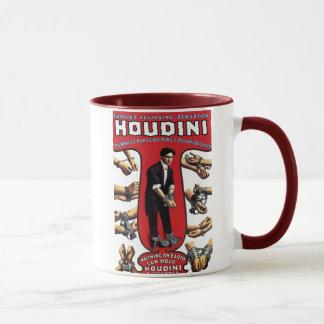 Mug Les années 1900 de Harry Houdini