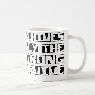 Mug Les archives survivent