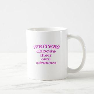 Mug Les auteurs choisissent leur propre aventure