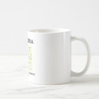 Mug Les bactéries ordonnent vraiment le monde (la