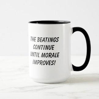 Mug Les battements continuent