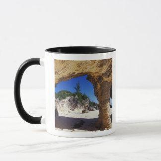 Mug Les Caraïbe, Bermudes, la ville de Tucker. Naturel