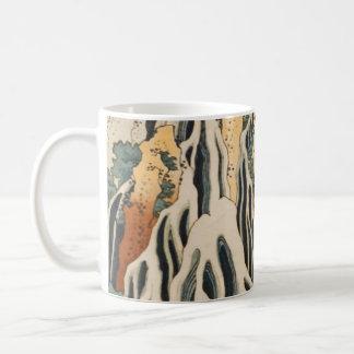 Mug Les cascades Kirifuri de Hokusai