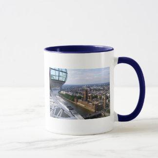 Mug Les Chambres de la vue du Parlement de Londres