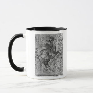 Mug Les chasses de Maximilian, Capricorne