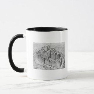 Mug Les chevaliers de DES de Krak, reconstruction