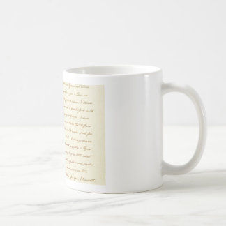 Mug Les citations de meilleur de Jane Austen