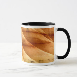 Mug Les collines peintes dans les lits fossiles 2 de