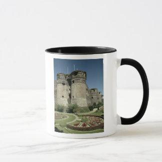 Mug Les d'Angers de château, accomplis 1238