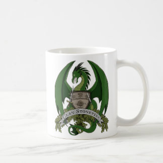 Mug Les dragons de Stonefire Crest (dragon vert) la