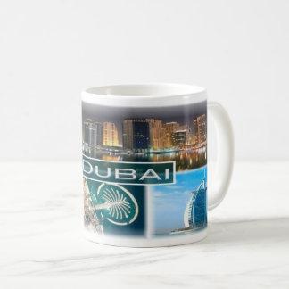 Mug Les EA Emirats Arabes Unis - Dubaï - tours de