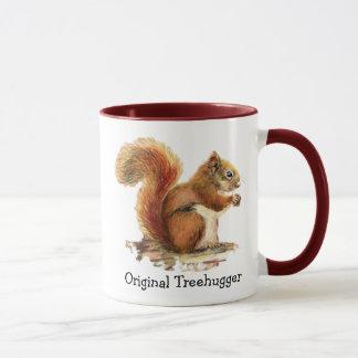 Mug Les écureuils sont l'humour original de
