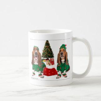 Mug Les elfes de Père Noël