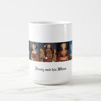 Mug Les épouses de Henry VIII