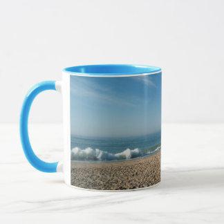 Mug Les Etats-Unis, Île de Rhode, plage de Charleston,