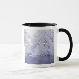 Mug Les Etats-Unis, Kentucky, Louisville. Neige